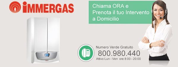 immergas assistenza a roma